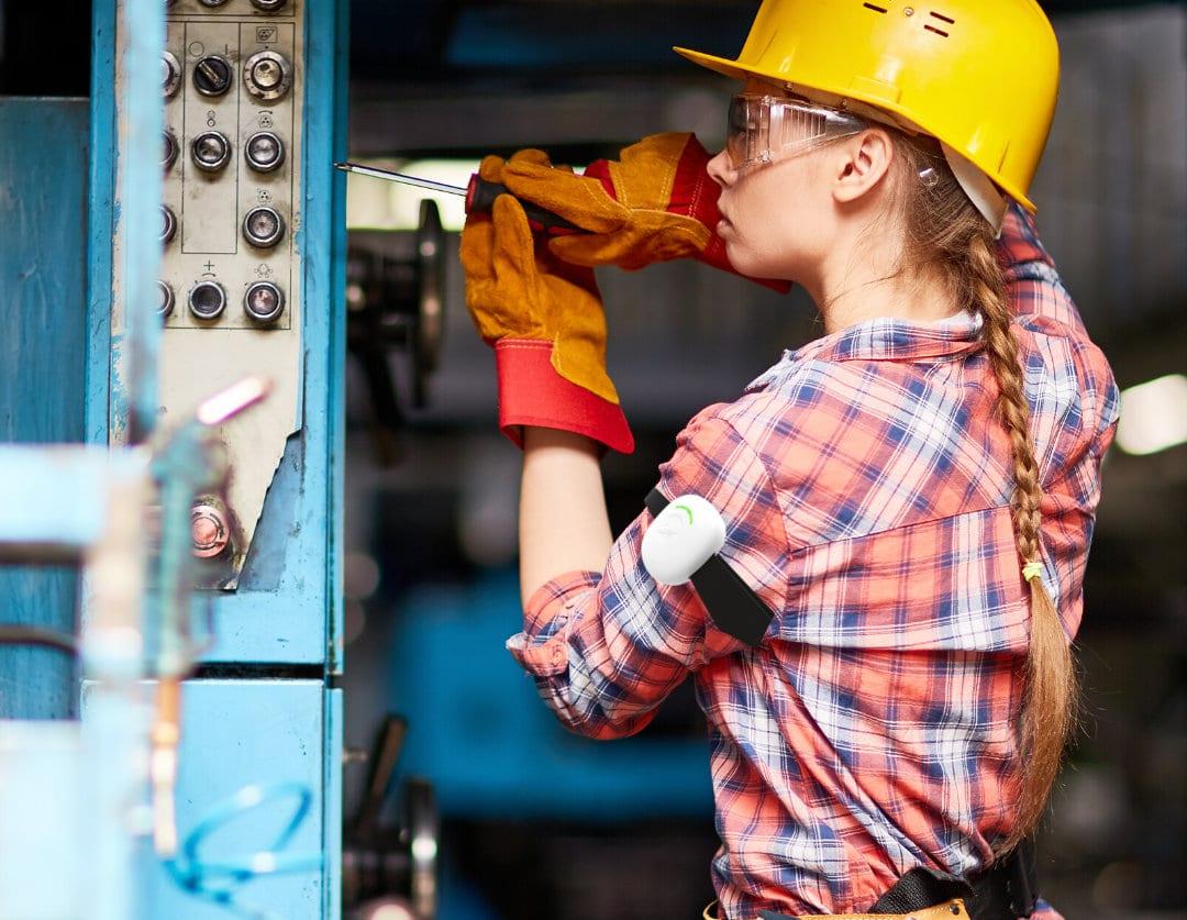 Phero Connect travailleurs isolés